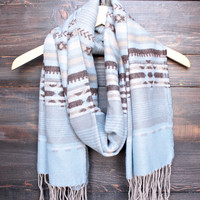 FINAL SALE - cozy blanket scarf (more colors)