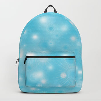 Snowflakes Backpack by edrawings38