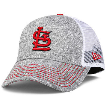 St. Louis Cardinals Women's Shorty Twist Adjustable Cap by New Era