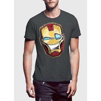 Funny Iron Man T-Shirt