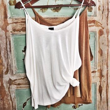 THE BEST BASIC TANK - WHITE