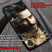 The Sexy Pirate | Captain Hook | Once Upon a Time iPhone 6s 6 6s+ 6plus Cases Samsung Galaxy s5 s6 Edge+ NOTE 5 4 3 #movie #cartoon #disney #animated #onceuponatime ii