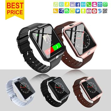 Smartwatch Smart Watch Wearable Devices DZ09 U8 Sport SIM Digita 8f1e6bb81