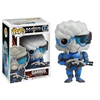 Funko Pop! Games Mass Effect Vinyl Figure Garrus #12 - Toys on Fire