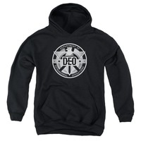 Supergirl - Deo Youth Pull Over Hoodie