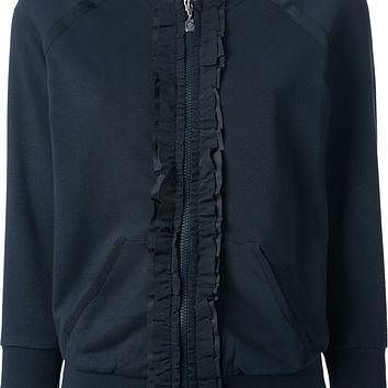 Moncler Ruffled Detail Cardigan