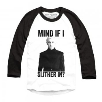 "Tom Felton's ""Mind If I Slither In?"" shirt is back - in favor for Great Ormond Street Hospital - Feltbeats.com"