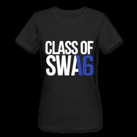 CLASS OF SWAG (2016) blue with no bands T-Shirt | Spreadshirt | ID: 10919654