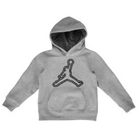 Jordan Jumpy Luxe Classic Hoodie - Boys' Preschool at Kids Foot Locker