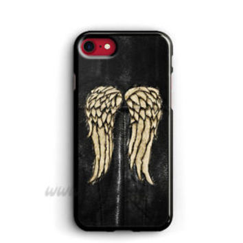 Angel Wing iPhone Cases Daryl Dixon DARK Samsung Galaxy Phone Cases iPod cover