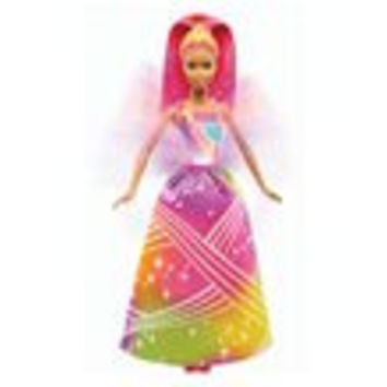 Barbie Rainbow Cove Princess African American Doll