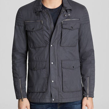 John Varvatos Star USA Bellows Pocket Jacket