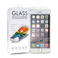 Screen Protector Tempered Glass for iPhone 6 Plus