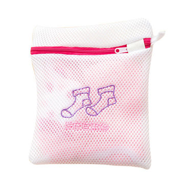 For Your Delicates!! Socks Laundry Wash Bags Zippered Mesh