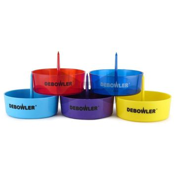 Plastic Debowler - Bowl Cleaning Ashtray ★