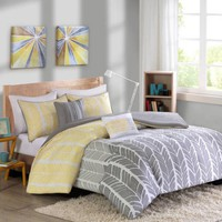 Home Essence Apartment Amanda Duvet Cover Set - Walmart.com