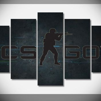 CounterStrike Global Offensive Wall Decor/Canvas Painting