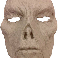 Costume Mask: Scarecrow Foam Latex Face Mask