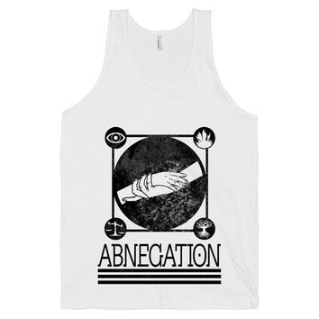 Abnegation, Divergent T Shirt, Tobias Eaton, Movie, Book, Tris,The Selfless, White American Apparel Tank Top