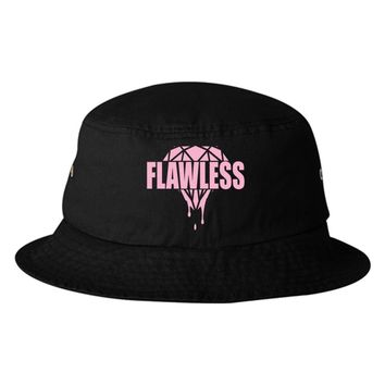 Flawless Diamond Bucket Hat