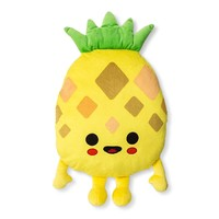 Pineapple Plush Throw Pillow