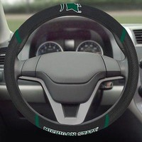 Michigan State Spartans  Embroidered Steering Wheel Cover