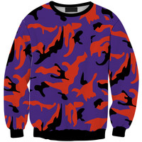 Print Autumn Camouflage Fashion 3D Stylish Hoodies =