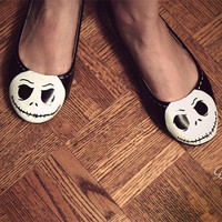 Halloween Skeleton Flats - Nightmare Before Christmas