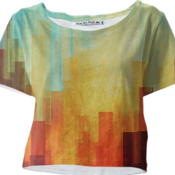 Urban Sunset created by DejaReve | Print All Over Me