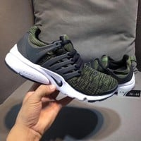 NIKE AIR PRESTO FLYKNIT Casual sports shoes for men and women