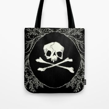 Poison Tote Bag by Abigail Larson