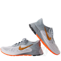 Nike Free 4.0 V4 White/Grey/Orange