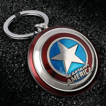 Marvel Super Hero Captain America Pendant