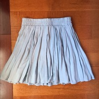FLASH SALE💖Light Blue Brandy Skater Skirt