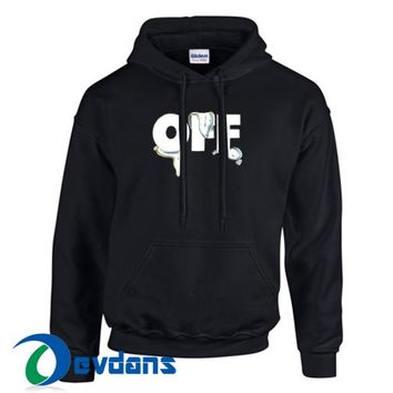 Off Melting Clock Hoodie Unisex Adult Size S to 3XL | Off Melting Clock Hoodie
