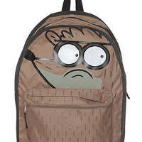 Regular Show Mordecai And Rigby Reversible Backpack | Hot Topic