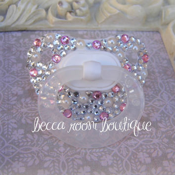 Baby Bling Pacifier Dummy