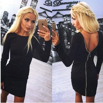 Womens Stylish Trendy Sexy Club Party Dress