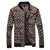 Louis Vuitton Cardigan Jacket Coat-6