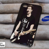 Luke Hemmings Case fit for Samsung Galaxy S3/S4, iPhone 5/5c/5s, iPhone 4/4s