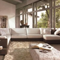 Arezzo -  Sectional Sofa - D