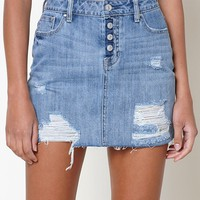 PacSun Cut Away Fly Skirt at PacSun.com