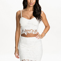 Bustier Lace Top, NLY One