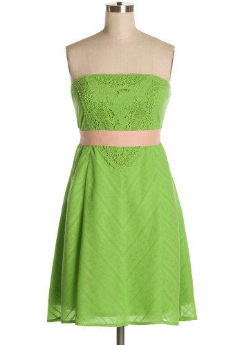 Lime Twist Dress - $52.95 : Indie, Retro, Party, Vintage, Plus Size, Dresses and Clothing in Canada