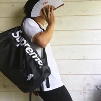 AUGUAU Supreme x The North Face Waterproof Backpack