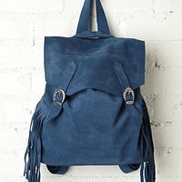Free People Johannesburg Fringe Backpack