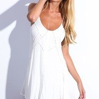 HelloMolly | Hot Summer Dress White