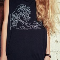 DENIJA HIGH TIDE WAVES TANK