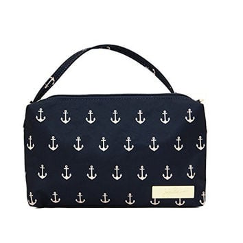 Ju-Ju-Be Legacy Nautical Collection Be Quick Wristlet, The Admiral