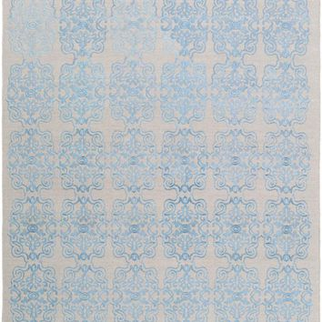 Surya Adeline Medallions and Damask Blue ADE-6001 Area Rug